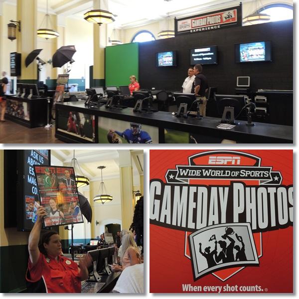 ESPN Game Day Photo
