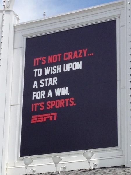 ESPN Quote