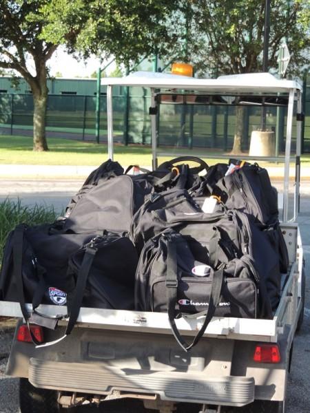 ESPN Wide World Of Sports Bag Drop