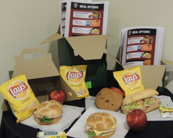 ESPN Wide World Of Sports Boxed Lunches