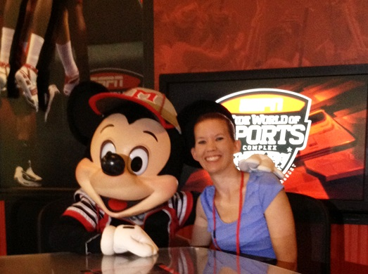 ESPN Wide World Of Sports Mickey