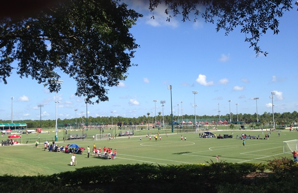 ESPN Wide World Of Sports Soccer
