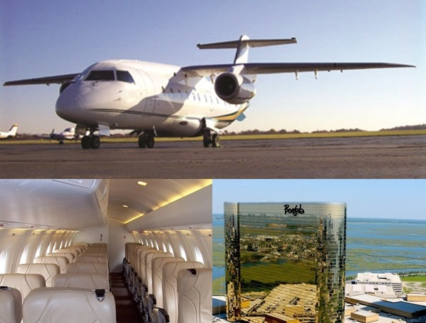 Fly Borgata: Luxury Travel To Atlantic City