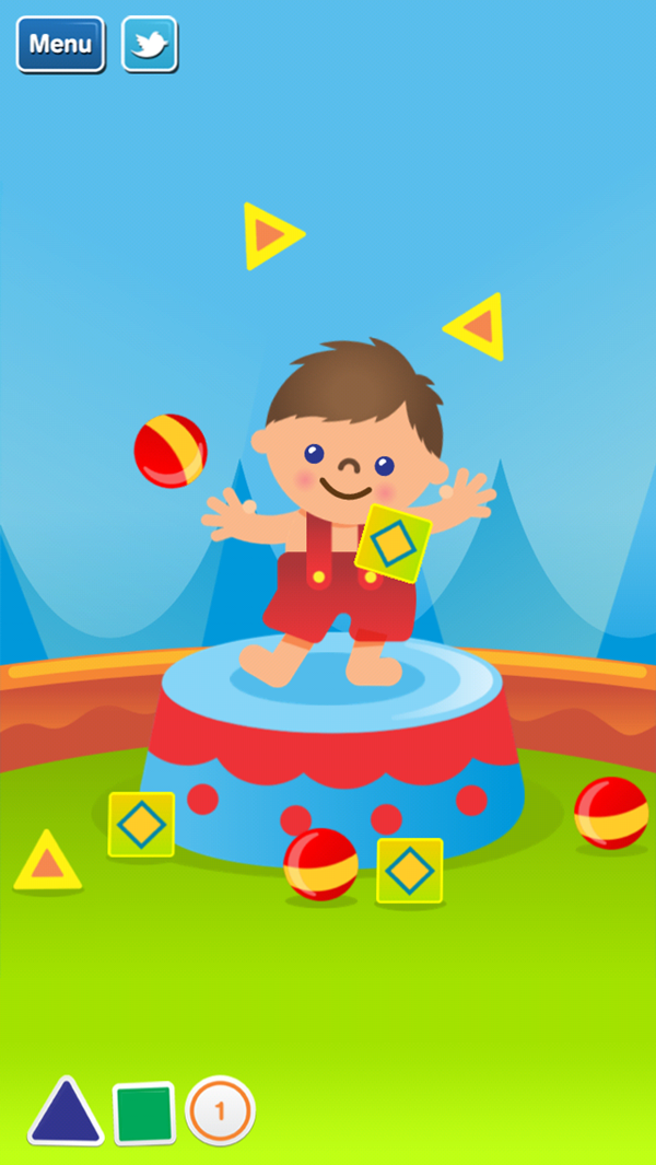 Gazzili Shapes Circus 2
