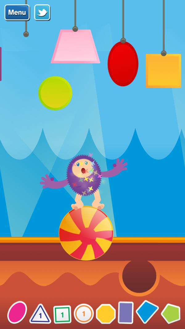 Gazzili Shapes Circus 3