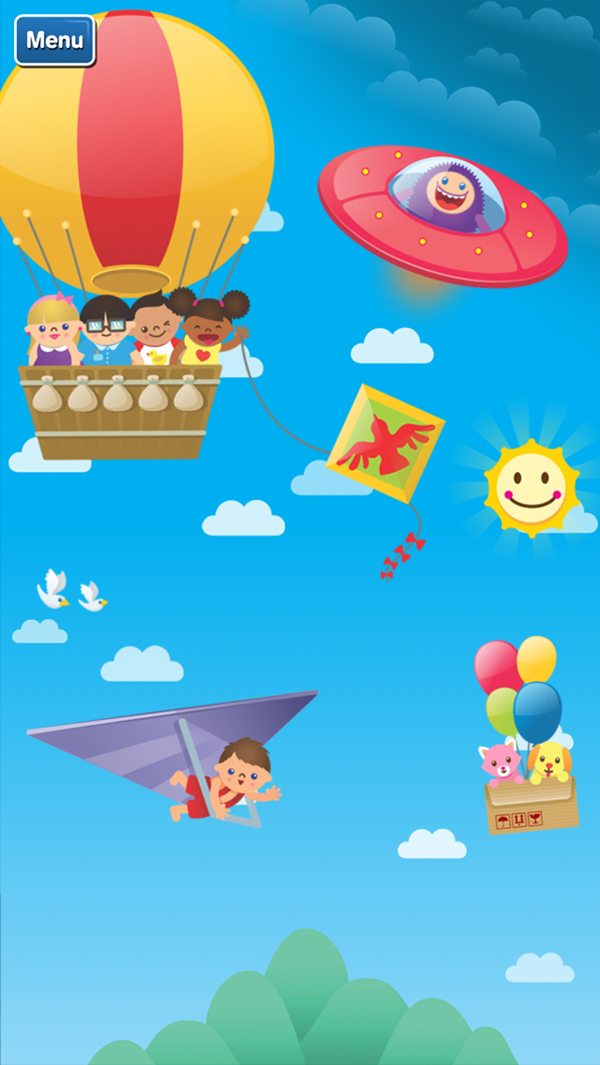 Gazzili Shapes Fun Page