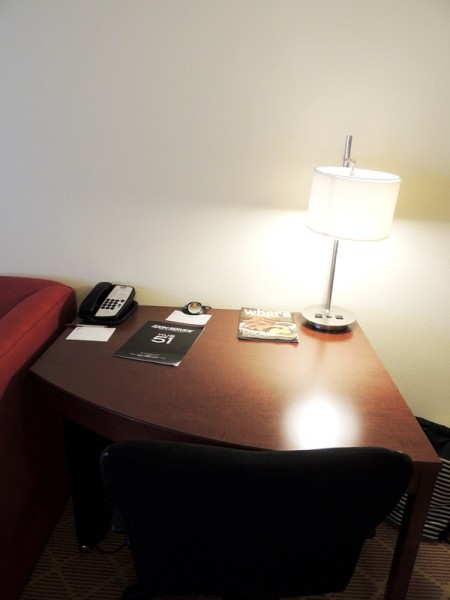 Residence Inn River North Desk