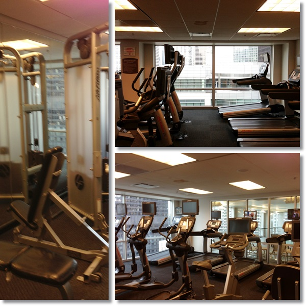 Residence Inn River North Fitness Center