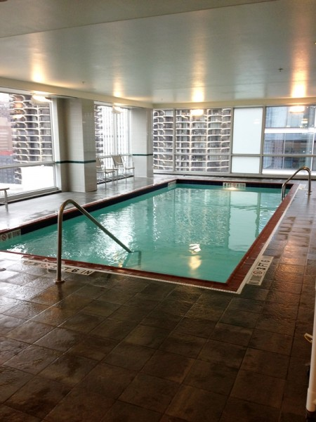 Residence Inn River North Pool