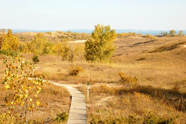 SLEEPING BEAR DUNES WALKWAY