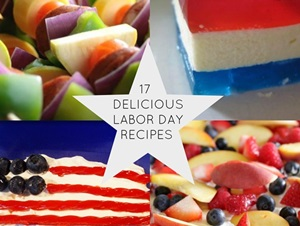 17 Delicious Labor Day Recipes