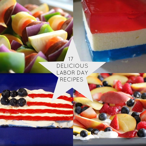 17 Delicious Labor Day Recipes