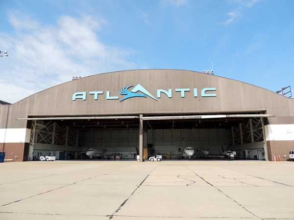 Atlantic Aviation Services Hanger
