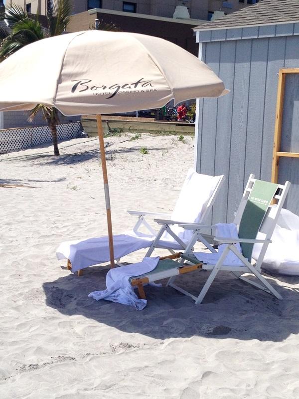 Borgata Brigatine Beach