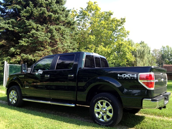 ford f 150 with ecoboost review inc towing features. Black Bedroom Furniture Sets. Home Design Ideas