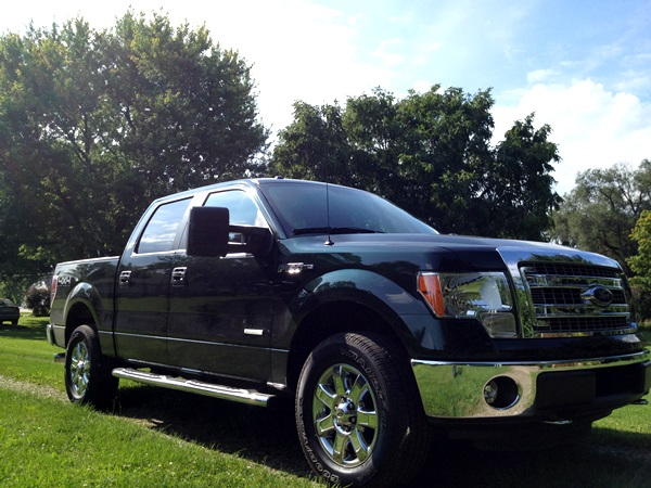 Ford F-150 Ecoboost Review & Towing Features