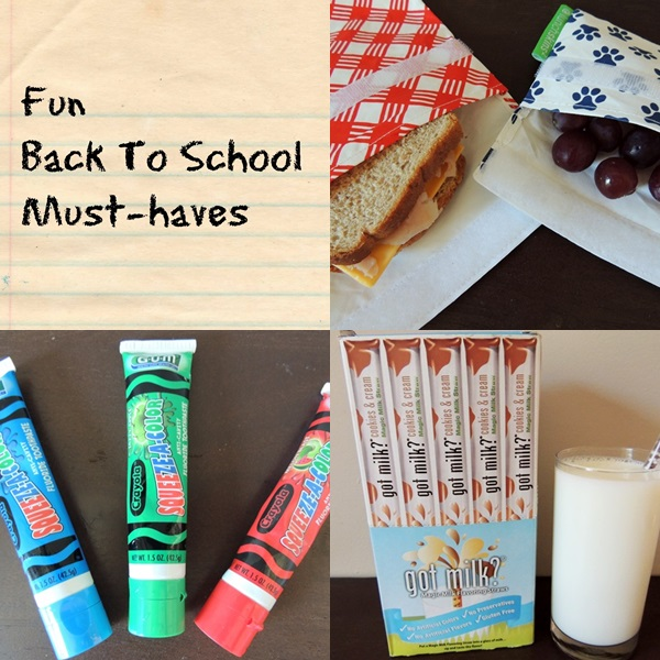 Fun Back To School Must Haves
