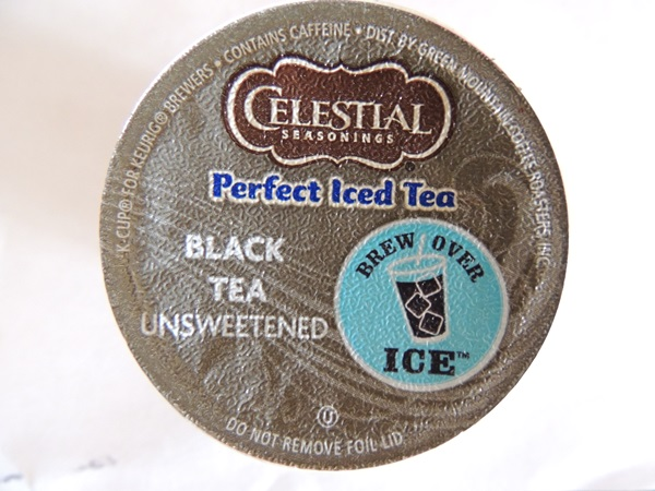 Keurig Brew Over Ice Black Tea