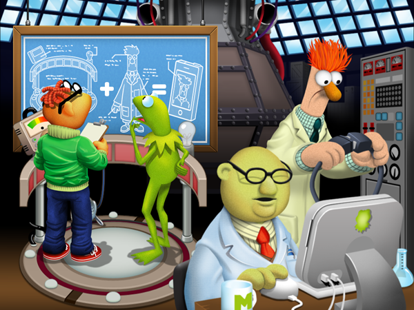 My Muppet Show App Reviews