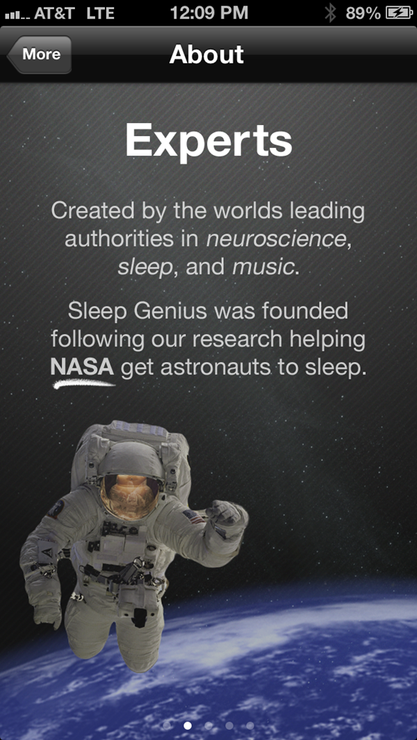 Sleep Genius Experts