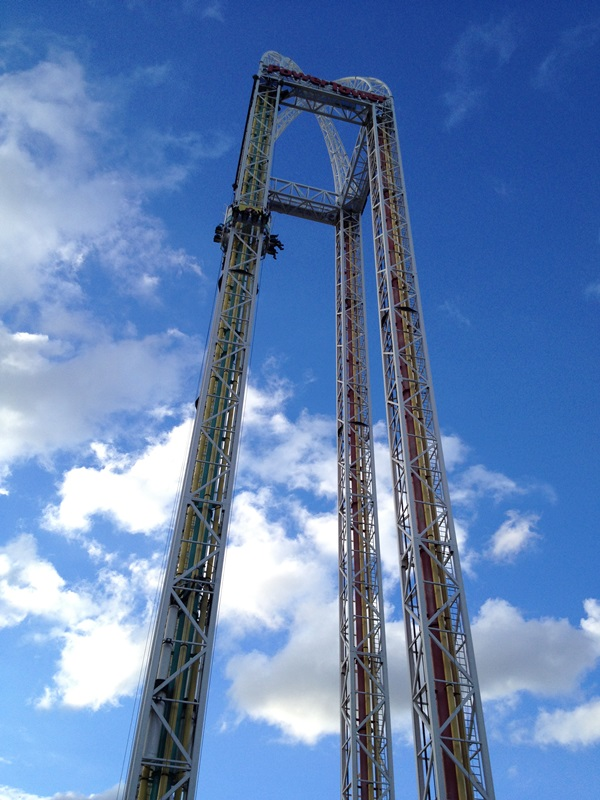 Cedar Point Power Tower