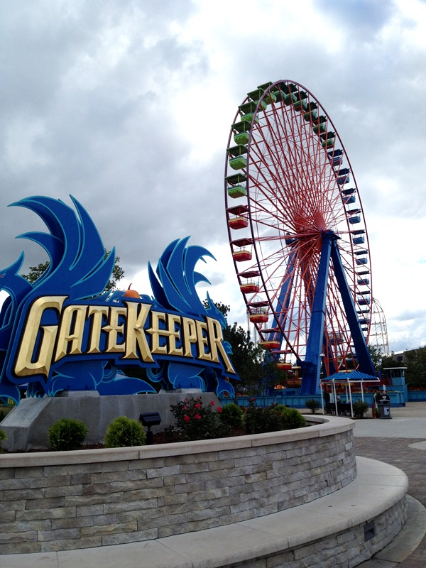 Cedar Point The Gatekeeper