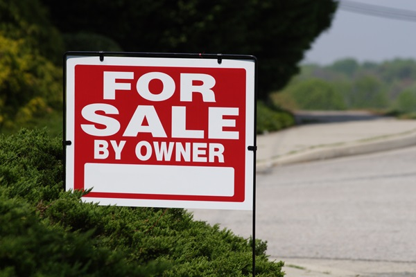 A For Sale Sign Could Make Your House A Target