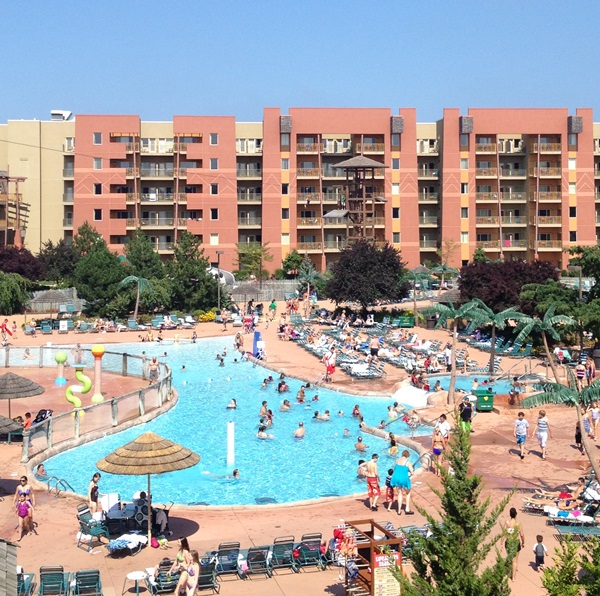 Kalahari Outdoor Pool