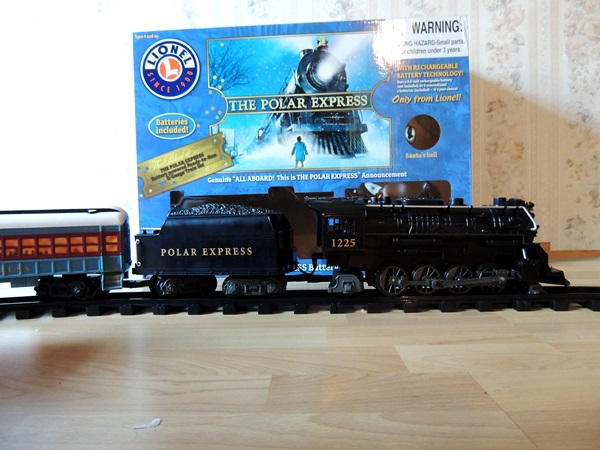 Polar Express Train Reviews