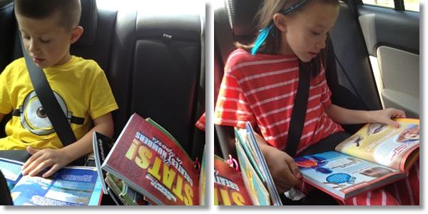 Roadtrip Books for Kids