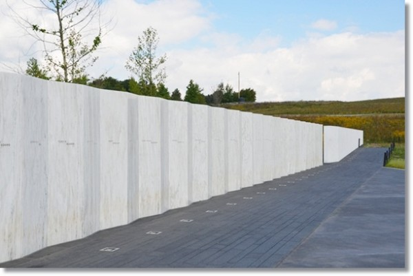 September 11th Flight 93 Memorial