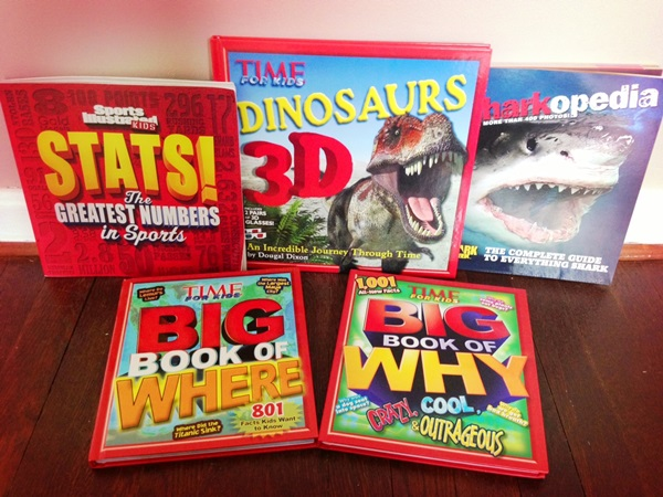 "Great Books For Kids Who Are Always Asking ""Why?"" ""Where?"" and ""How?"""