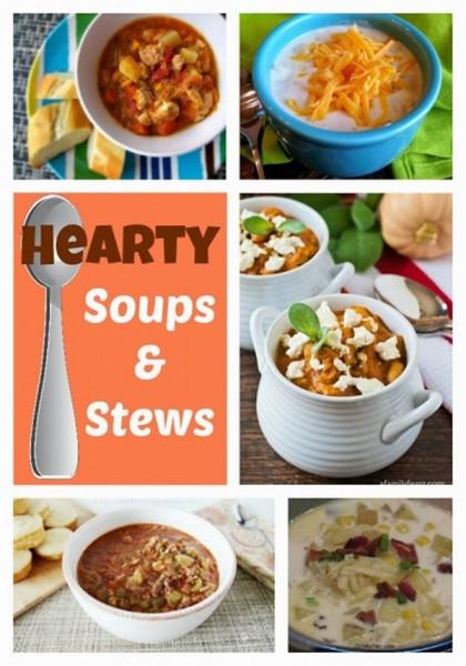 10 Delicious Soups & Stews