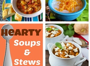 10 Hearty Soup, Stew, & Chili Recipes