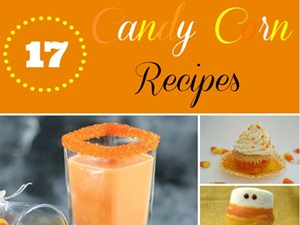 17 Delicious Candy Corn Inspired Recipes