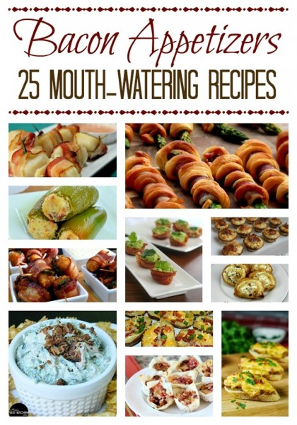 25 Mouthwatering Bacon Appetizers
