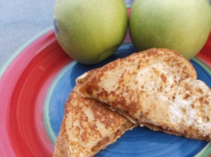 Apple Pie Stuffed French Toast Recipe
