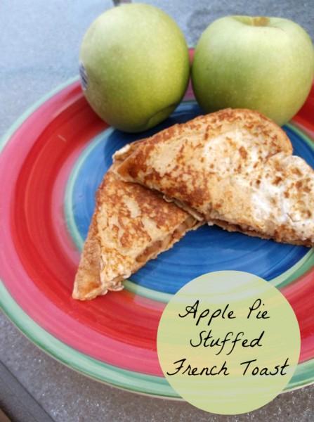 Apple Pie Stuffed French Toast Recipe