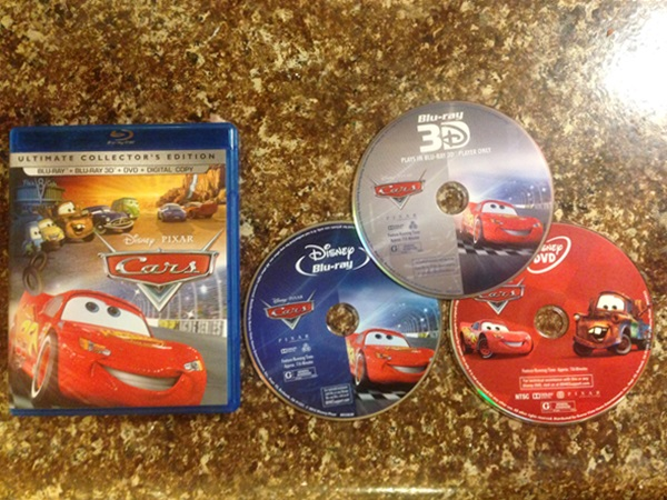 Cars 3D Ultimate Collector's Edition Review