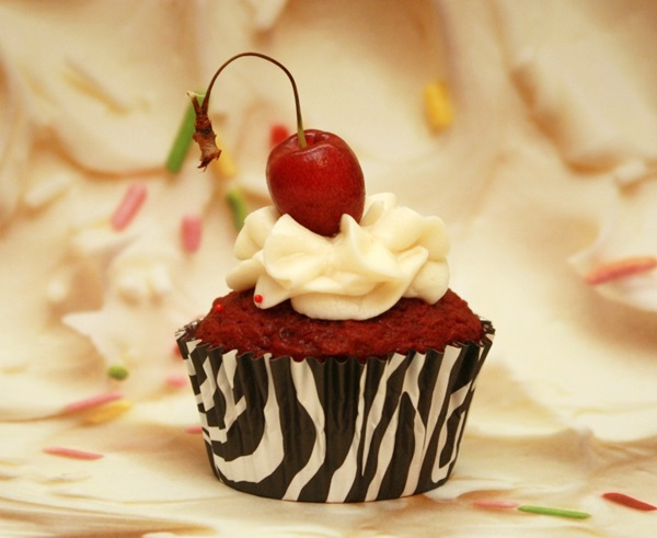 Cherry Cola Cupcakes Recipe