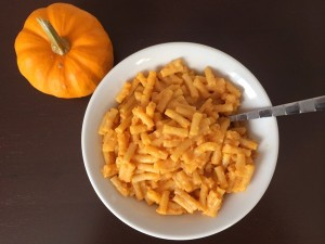 Pumpkin Mac & Cheese