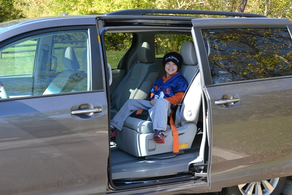 Toyota Sienna: Our First Impressions