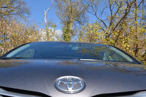Toyota Sienna Front
