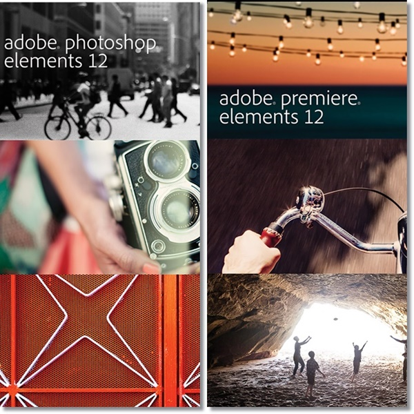 Adobe Photoshop & Premiere Elements