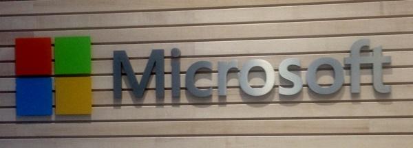 Microsoft Office Sign