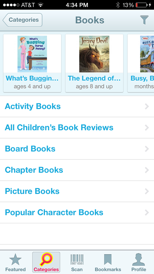 Shop for Kids Book reviews