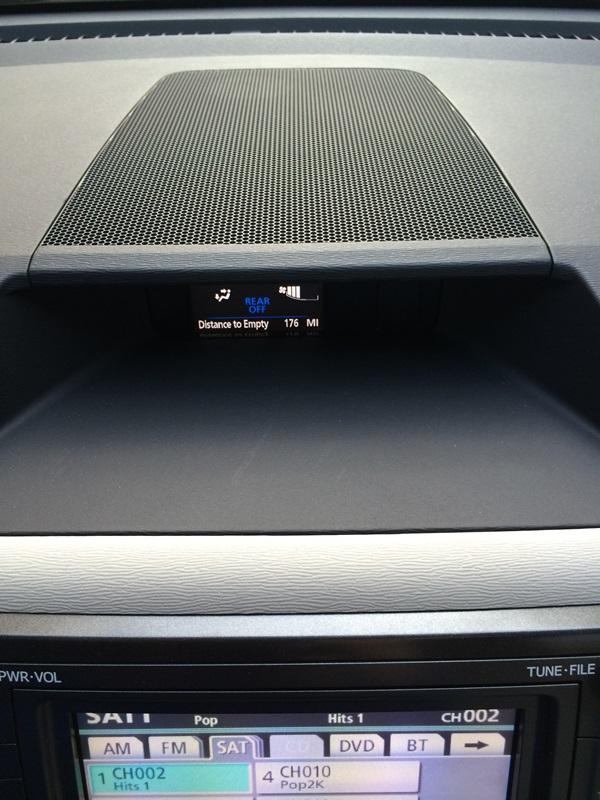 Toyota Sienna Speakers