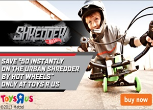 Enter To Win An Urban Shredder