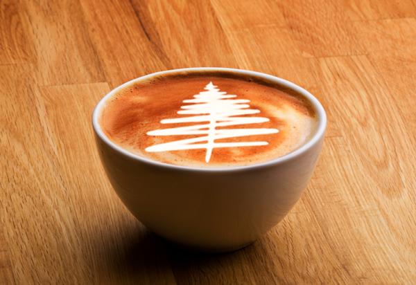The Holidays, Coffee, Donuts, & Free Wifi