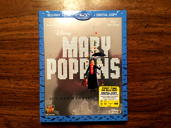 Mary Poppins 50th Anniversary Edition Review